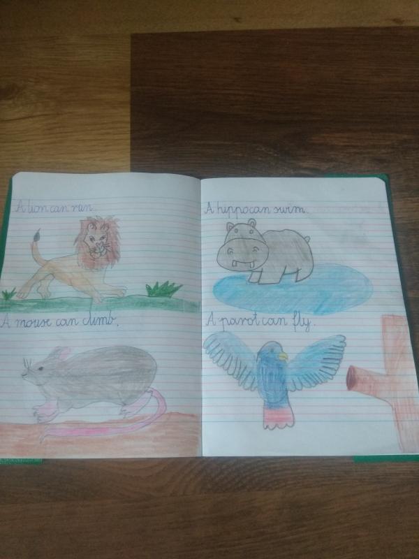 Aniela-Kasprzyszak-kl.1a-animals-zdania