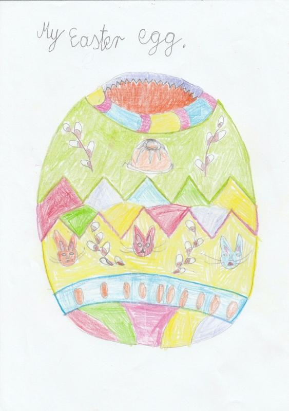 Magdalena-Obrzud-kl.-1a-Easter-egg